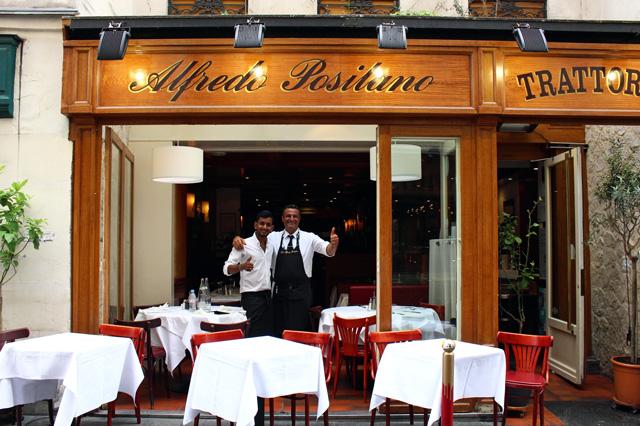 実は初登場、ただただシンプルにおいしいイタリア料理「Alfredo Positano」
