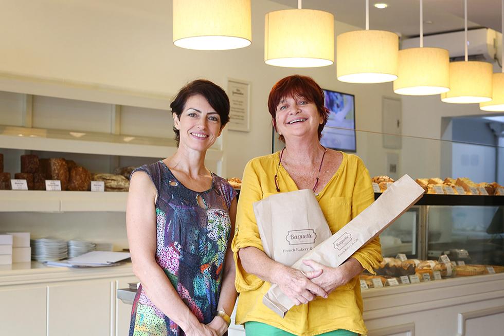 「ナタリーのパンは本物よ」と仕入れに2時間かけて訪れるスリランカ南部でレストランを経営するオーナーの女性