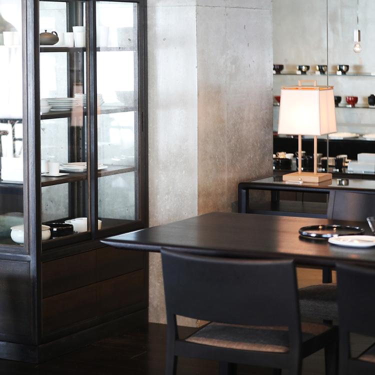 <60>伝統の「丸み」を家具に、器に。吉田龍太郎さん「タイム&スタイル」