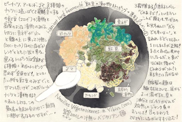 興奮の焼き包子とスパイシーヌードル「Jixiao's Buns」