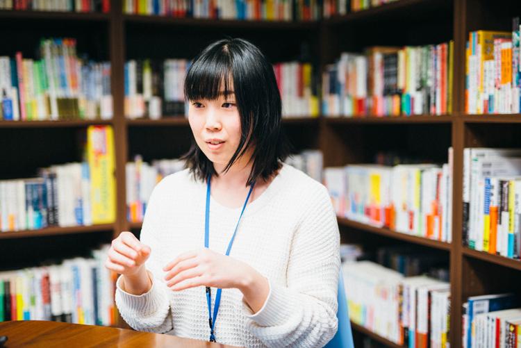 校正者:小出涼香さん(27歳)