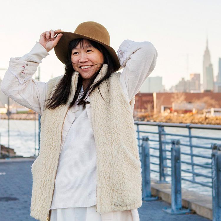 佐久間裕美子さん「ニューヨークで、自分と折り合いをつけるということ」