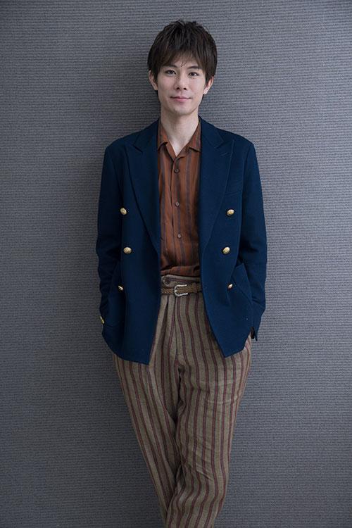 俳優・柿澤勇人さん