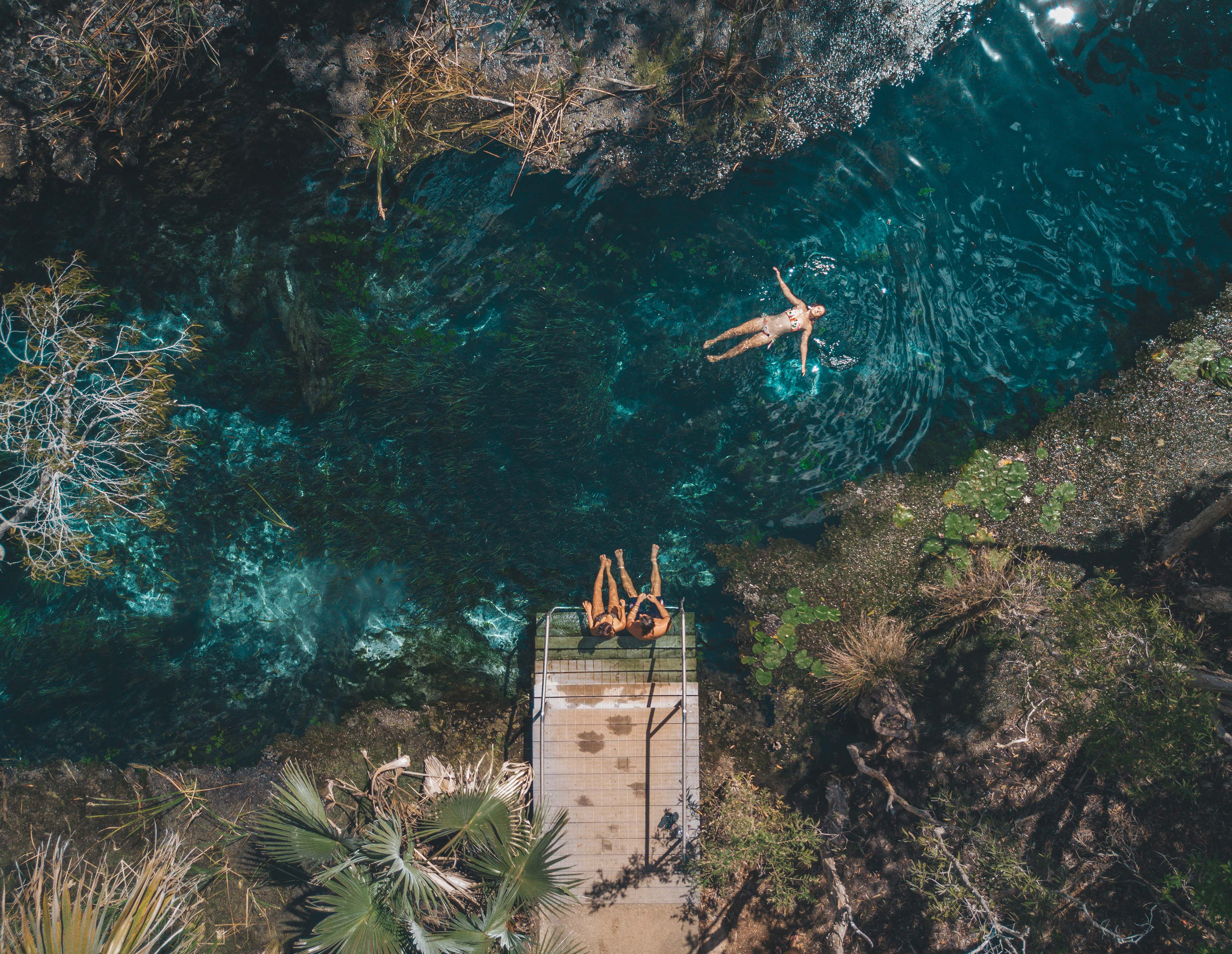 <3>渓谷と温泉、水の恵みに癒やされるキャサリン