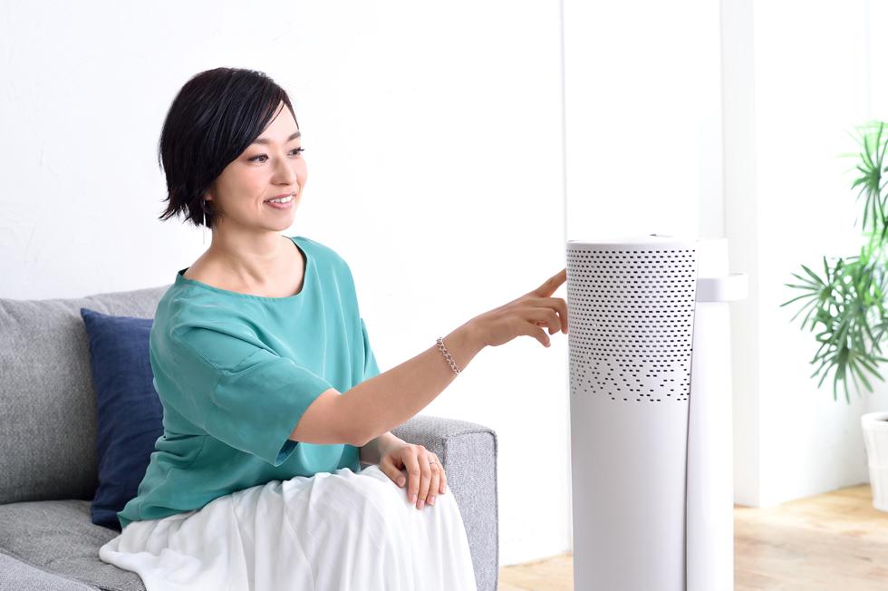 住吉美紀さんが爽やかな空気を実感。「大好きなバンクーバーの気候を思い出しました」