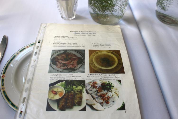 蒸しクレープから焼きそばまで興奮が止まらない! ベトナム料理/Fraternité