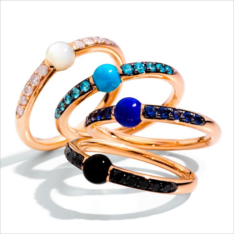 〈jewelry〉「不透明な宝石」70年代の華やぎ