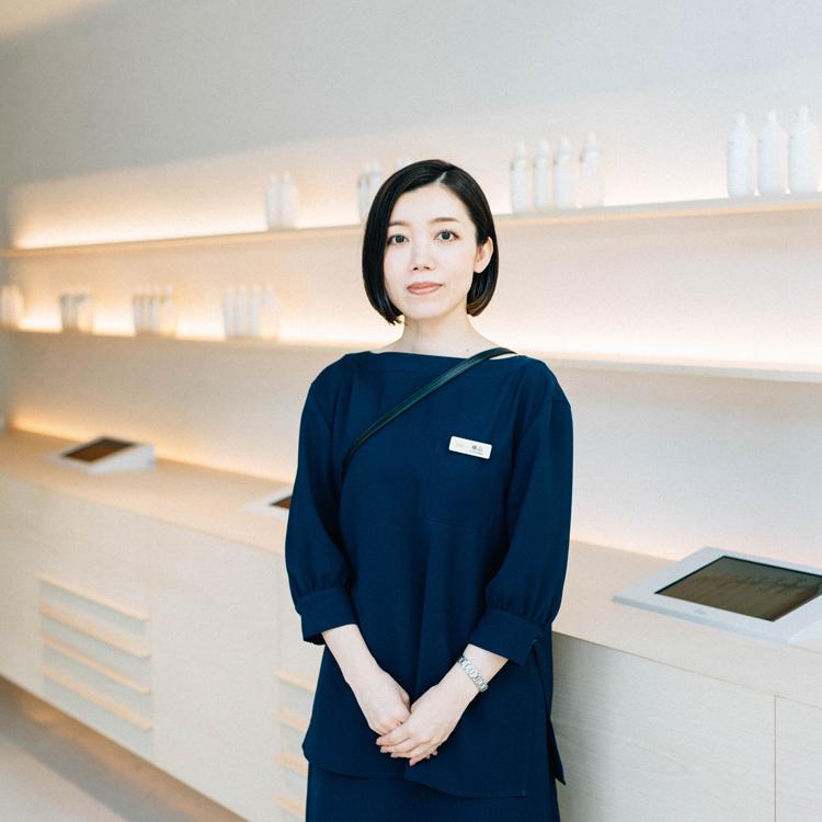 化粧品会社勤務/横山優さん(35歳)