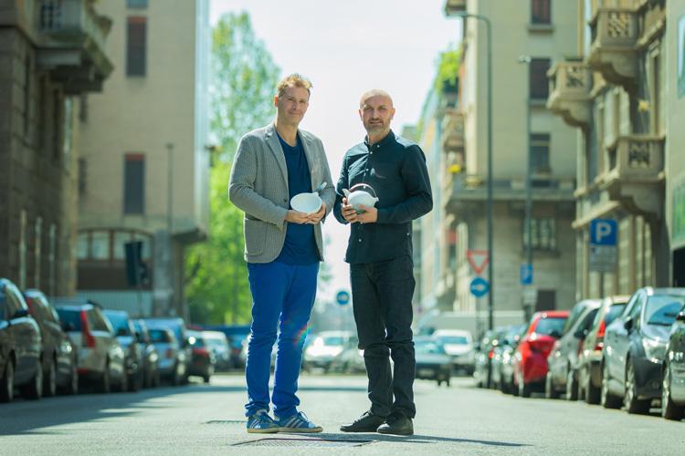 シンプルこそエレガント。ミラノ・デザインウィークに登場、ロイヤルコペンハーゲンの新シリーズ