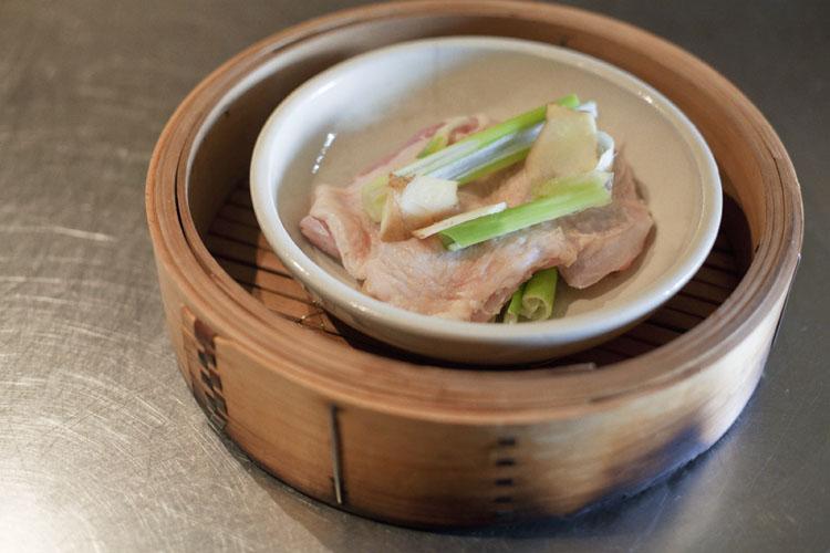 自家製タレで作る、ひんやり冷やし中華