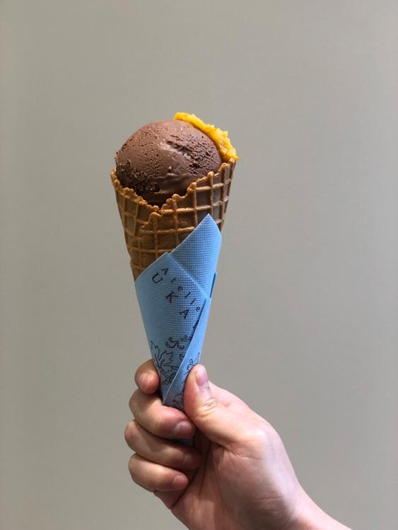 ひんやりアイス&かき氷で涼を楽しむ。大人の甘味のたしなみ方