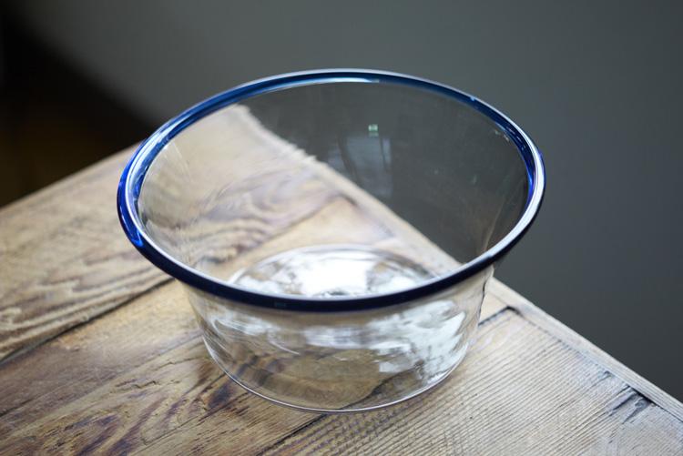 #3 夏の麺と沖縄のガラス。