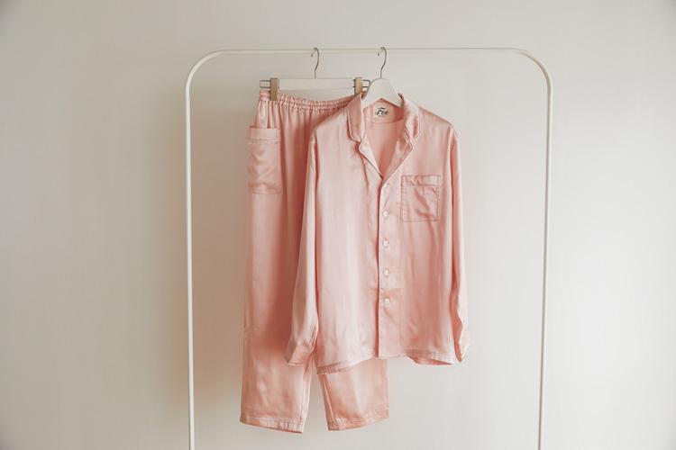 ぐっすり睡眠(1):快眠をサポート!素材にこだわった上質なパジャマ