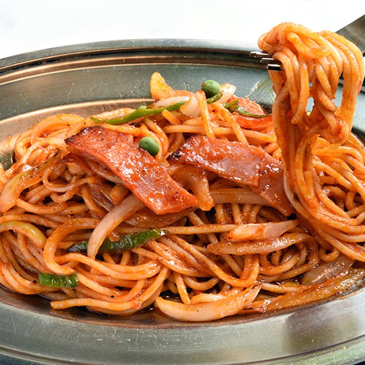 「喫茶 ドレミ」のスパゲティ(イタリアン)大西ゆかりさん