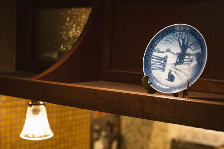 〈11〉空間とコーヒーの質を高めてくれる、ロイヤルコペンハーゲンの器/喫茶店「椿屋珈琲」