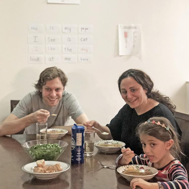 チキンスープを飲んで考える。家族ってなんだろう?