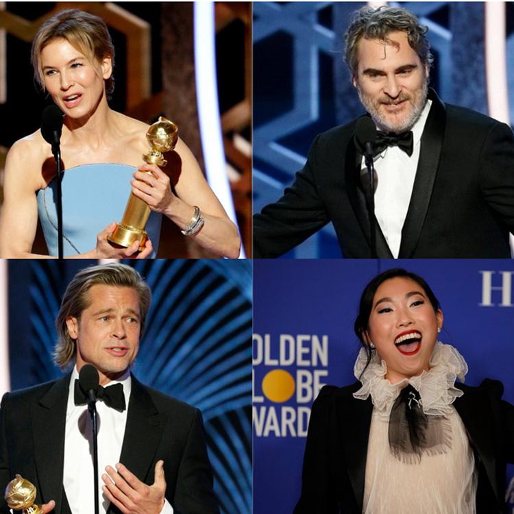 受賞監督も「びっくり」 ゴールデン・グローブ賞2020