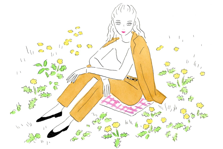美容コラムニスト・福本敦子さん「化粧品と肌が好きなんです。乾燥肌に胸がキュンとします」