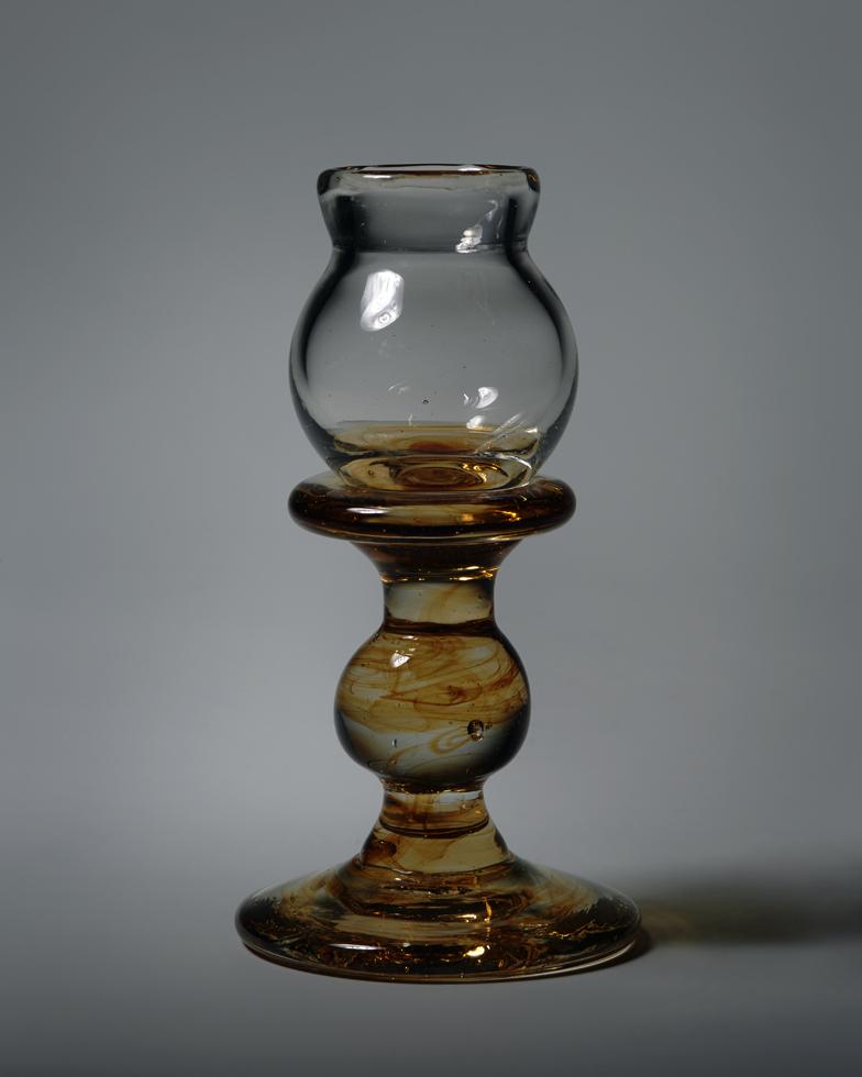 蝋燭(ろうそく)立て H12.5×W6.6cm