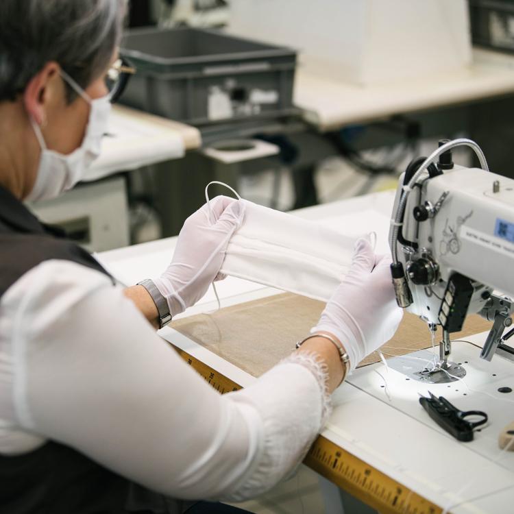 欧米ファッションブランドによるコロナ感染阻止 今、ファッションがすべきこと