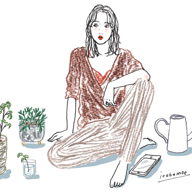 〈10〉観葉植物ときちんと向き合う/itabamoeさん