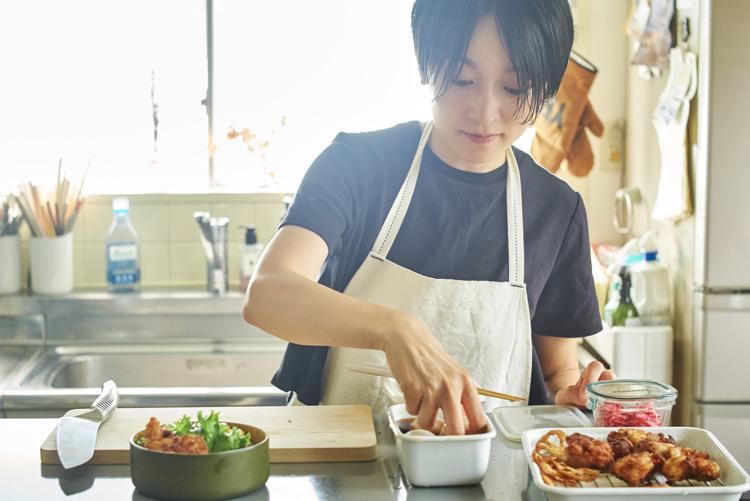 〈特別編〉#22 家での時間が増えて見つけた料理の楽しみ。