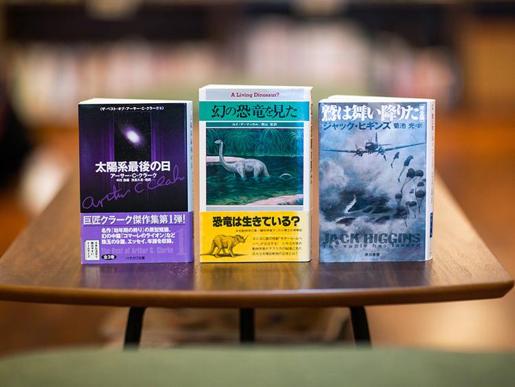 〈138〉趣味の本に囲まれて悔いのない人生を 「Books & Cafe ドレッドノート」