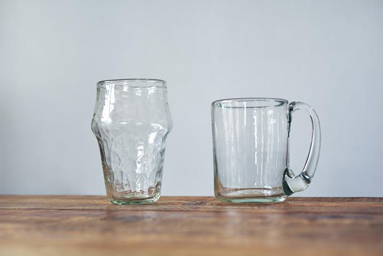 #24 夏を告げるグラス