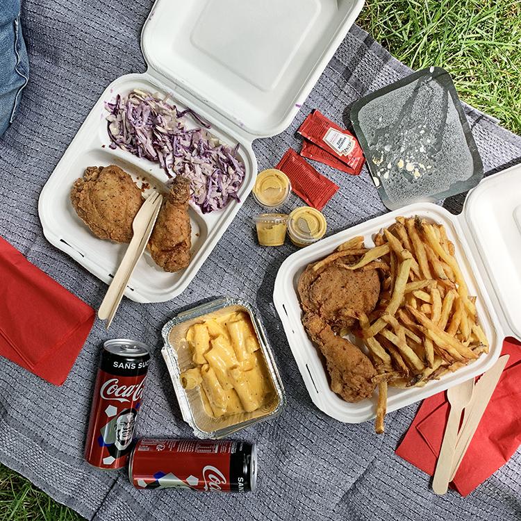 「公園でチキン」は最高! テイクアウトにシフトしたアメリカ料理店/Gumbo Yaya
