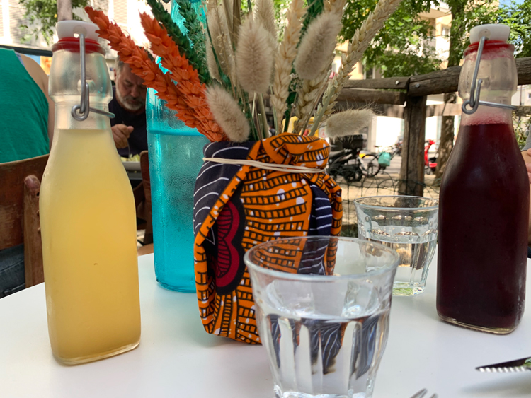 スパイスの香りと自然の甘み。酷暑の夏、体が欲しがるアフリカ料理/BMK Folie-Bamako