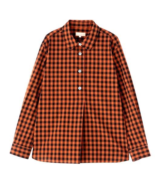 秋を迎えるシャツ