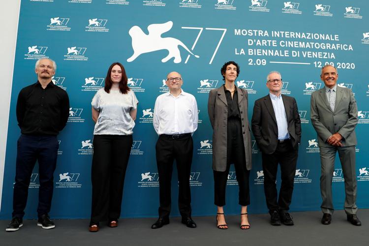 コロナ時代を乗り越える連帯 第77回ベネチア国際映画祭