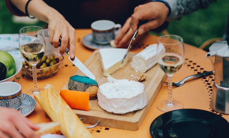 ワインが進むタルティーヌ フランス流に「アペロしない?」