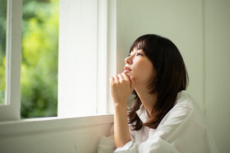 """水川あさみさん「自分を取り繕わない役、求めていた」 5キロ増で演じた""""恐妻"""""""