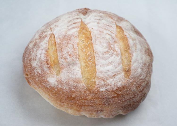 はるゆたかの石窯焼きパン