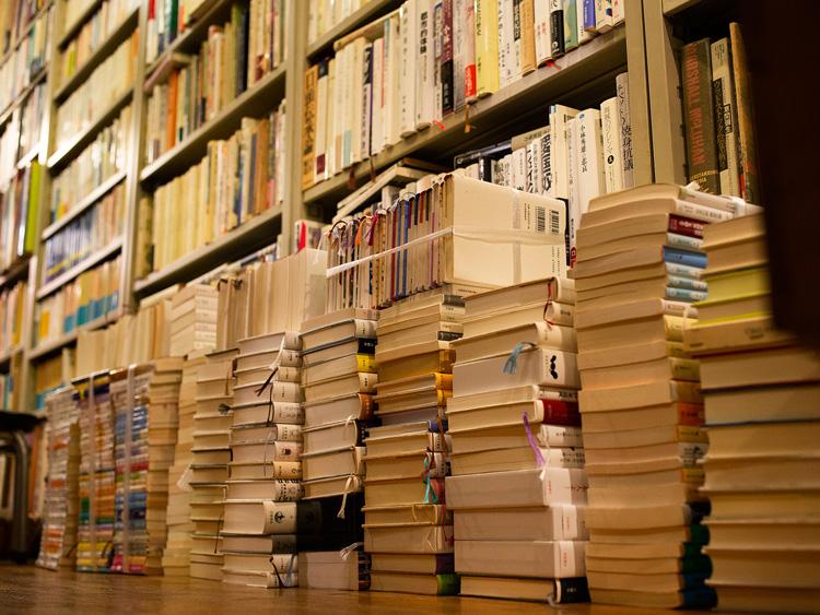 誰かの本を別の人につなぐ喜び「古書ほうろう」