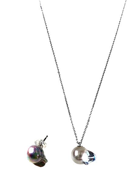 〈jewelry〉規格外のパール、唯一無二の美