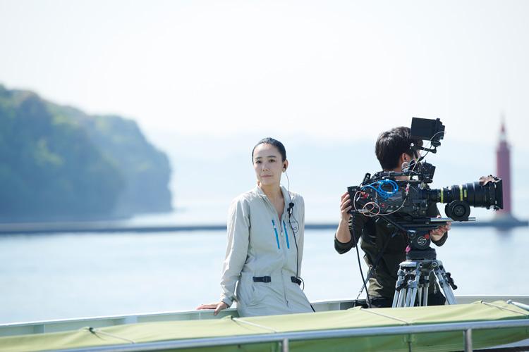 河瀬直美監督「千年後の未来にも残る映画をつくり続けたい」