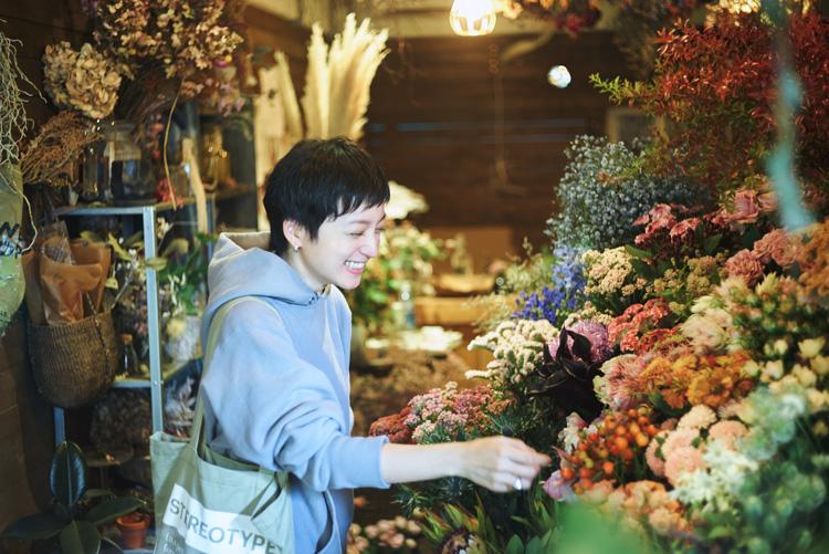 #32 冬の花