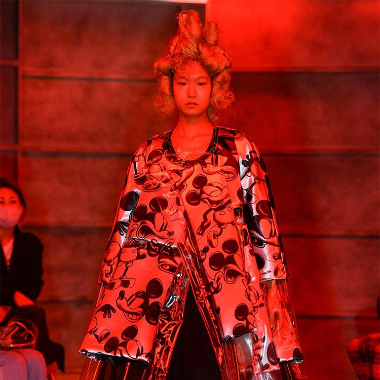 ランウェーショーをあえて開いた日本ブランドの心意気