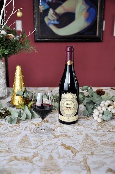 クリスマスに開けたいロマンチックなワイン「アマローネ」