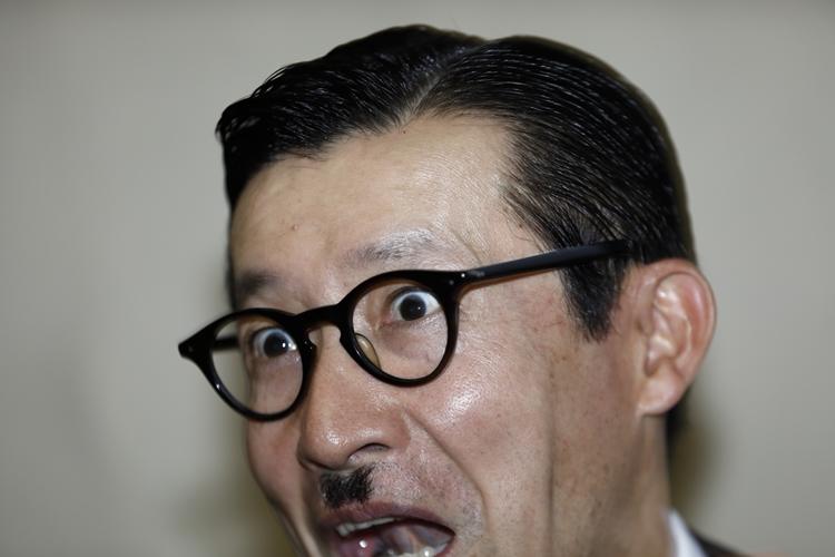 岩井ジョニ男さん