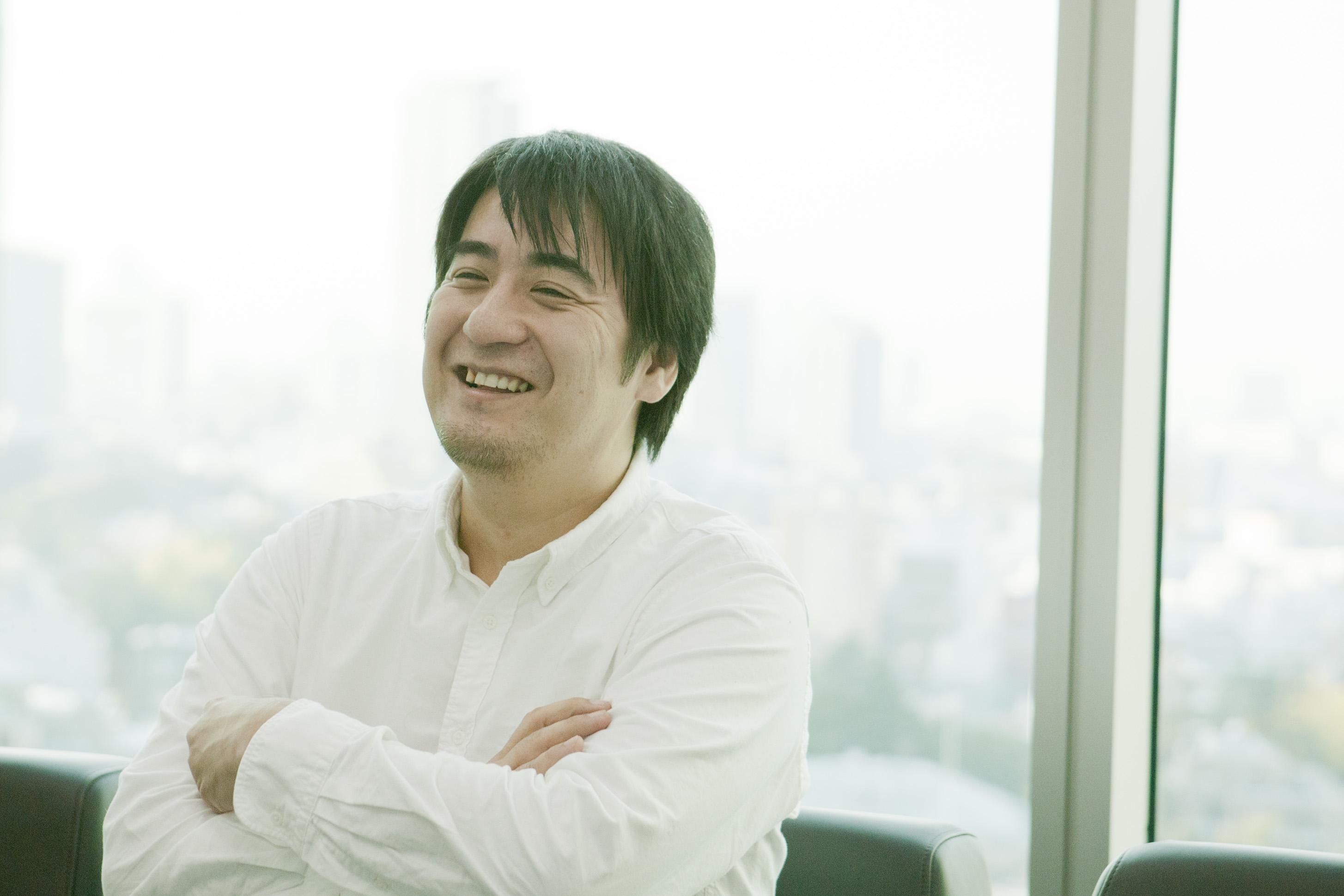 テレビ東京佐久間プロデューサー写真