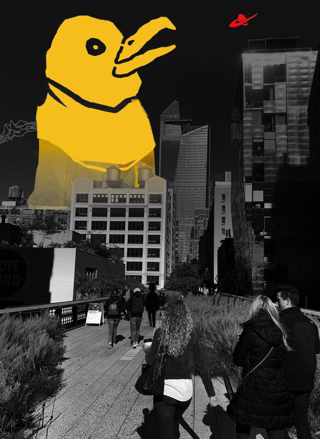 ニューヨーク・ハイラインの写真