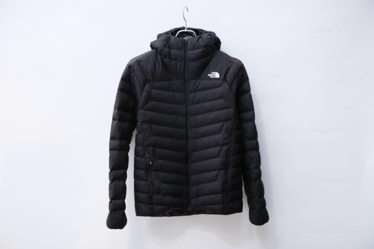 都市で働く人にぴったりなノースフェイスのジャケット<br>ダウンと化繊綿の長所ミックス、収納も