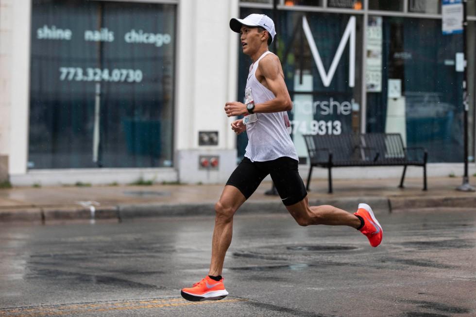 「東京マラソン2019」に出場予定の大迫傑選手(写真提供:NIKE)