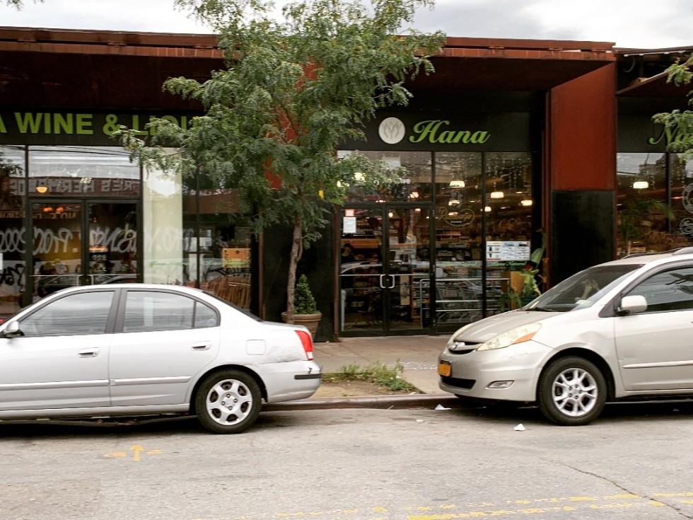 ここではオーガニックスーパーが24時間オープンしている
