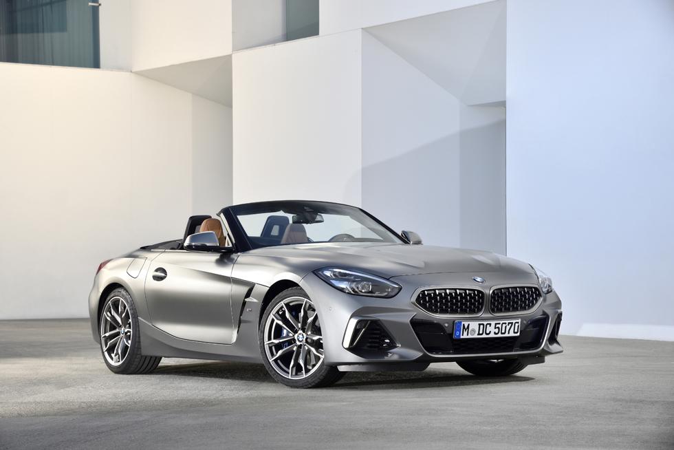 ドライビングが楽しくて日常でも使えるスポーツカー BMW「Z4」試乗記