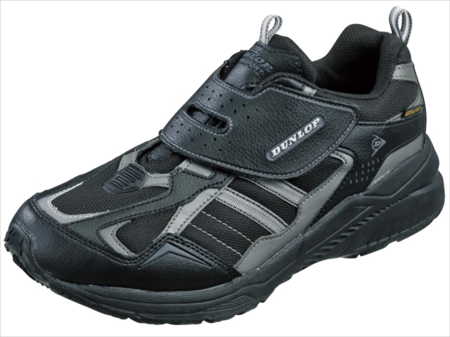 DUNLOP MAXRUN Lightのブラック