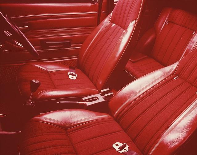 73年型1400GXのインテグレーテッドシート